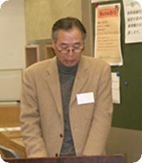 発表者:竹田 恭一氏 日本・モンゴル農業交流協会